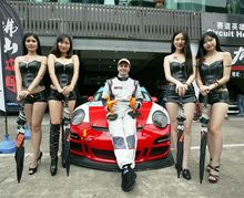 Customer racing in Asia Porsche